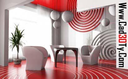 تاثیر رنگ در ابعاد ظاهری ساختمان
