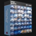 دانلود مجموعه تصاویر HDRIآسمان | Peter Guthrie SKY HDRi Collection