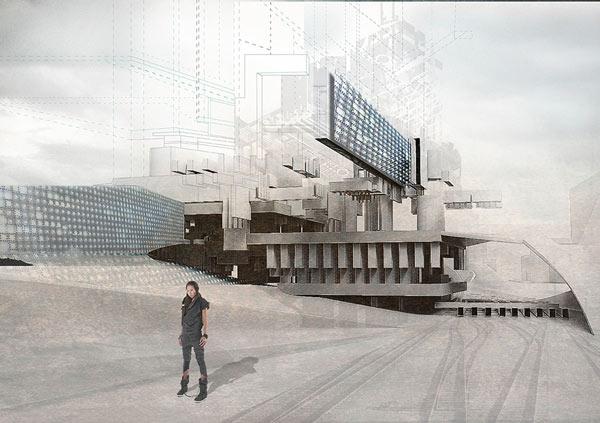 4246635384760948034063201434168036  آرشیگرام  ژیل دلوز و شهر نُمادیک در آگاه سازی آینده ی دیستوپیایی شهر