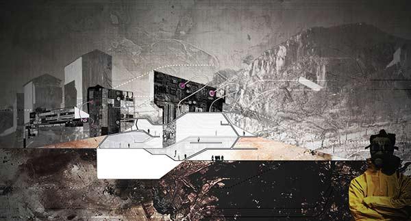 4246635384761977008672201417167006  آرشیگرام  ژیل دلوز و شهر نُمادیک در آگاه سازی آینده ی دیستوپیایی شهر
