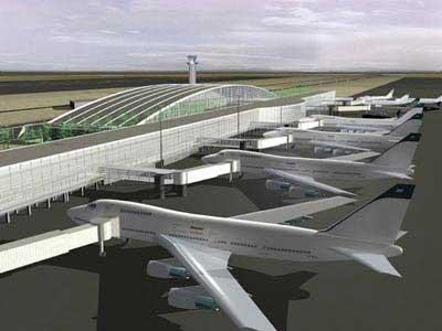 مطالعات فرودگاه – ۲۰۴ صفحه ورد