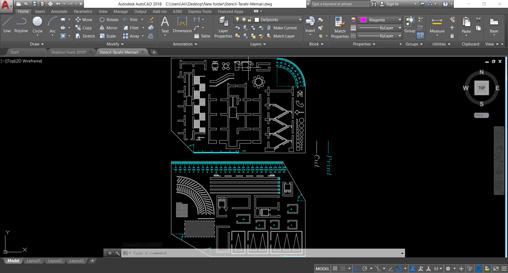شابلون آزمون طراحی معماری نظام مهندسی