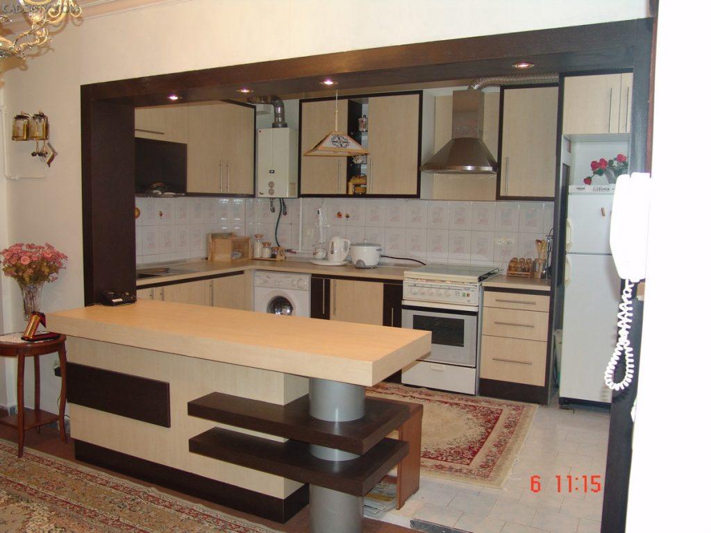 مجموعه ای از طرح های زیبای کابینت آشپزخانه
