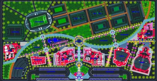 مرکز توریستی تفریحی فرهنگی