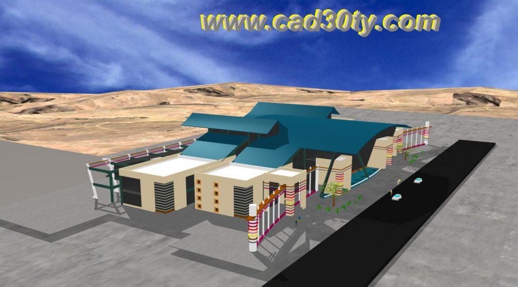 پروژه فرودگاه Airport